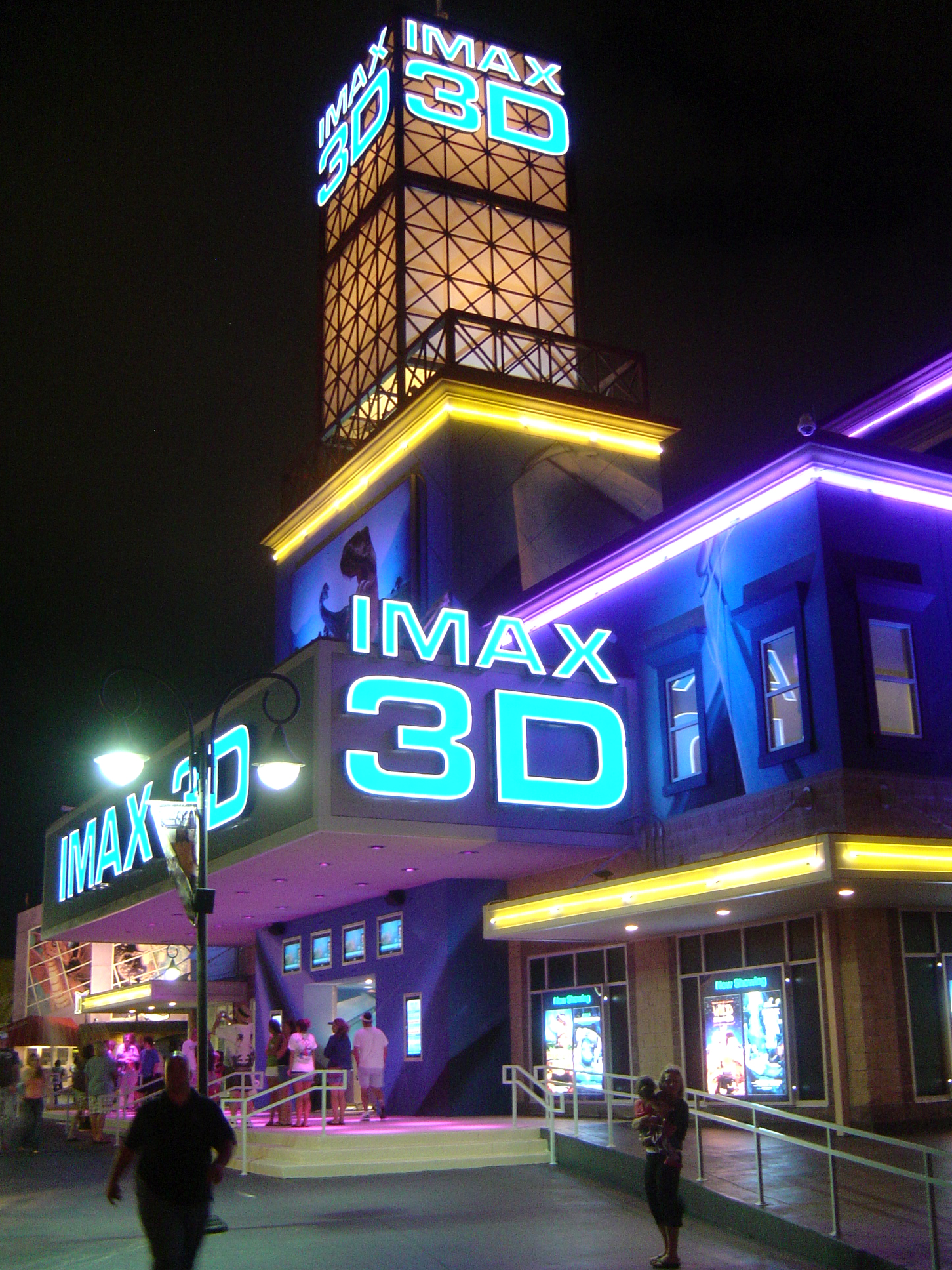 Description imax 3d