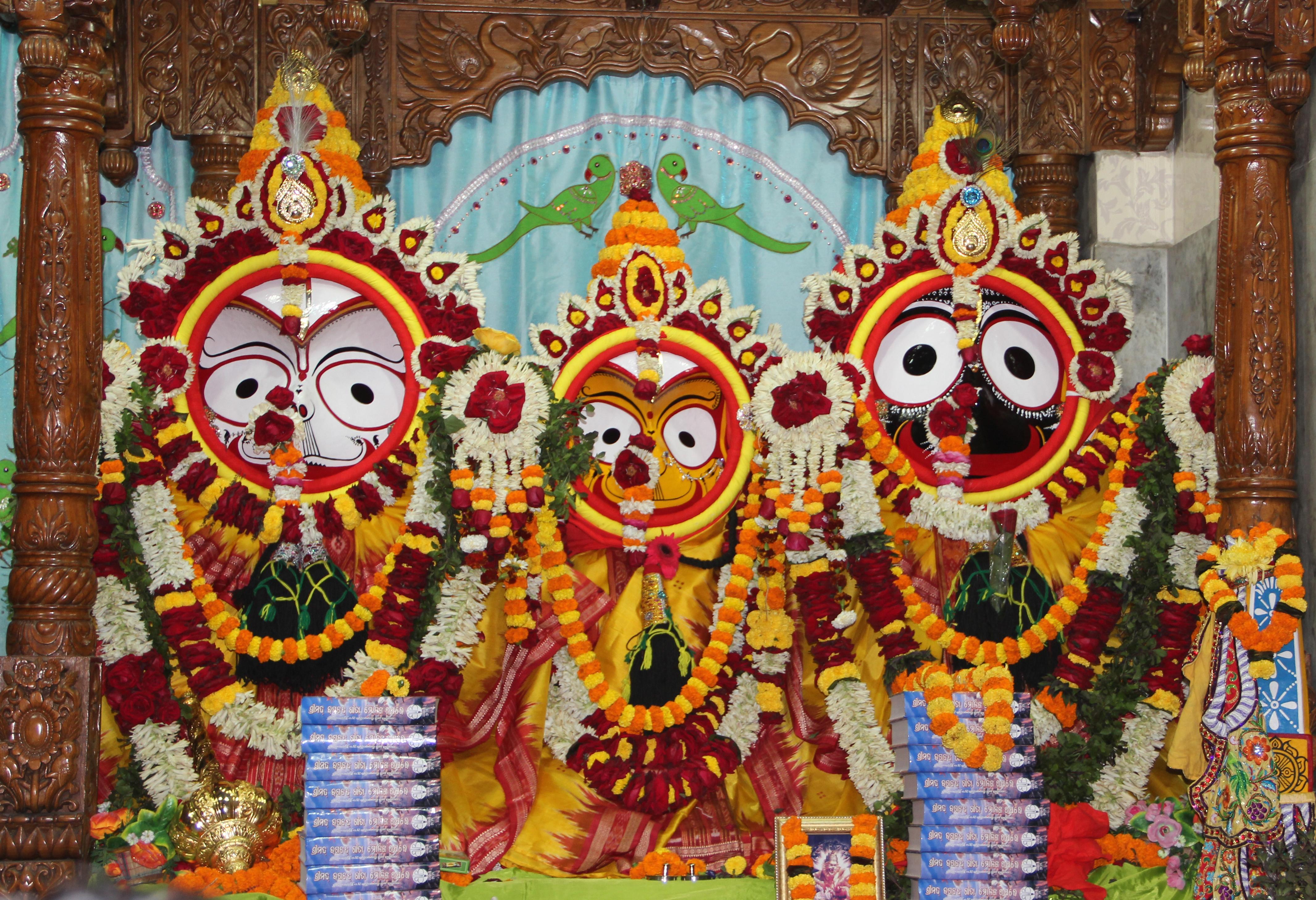 Krupasindhu Muduli