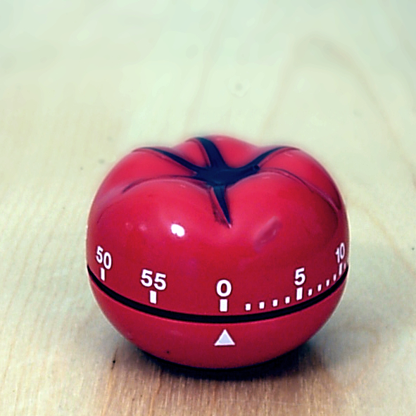 Control the distractions with Pomodoro Technique