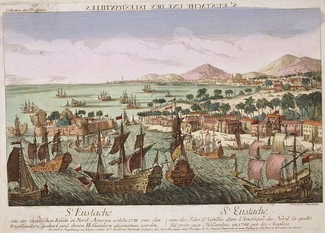 Ile de Saint Eustache en 1781.jpg