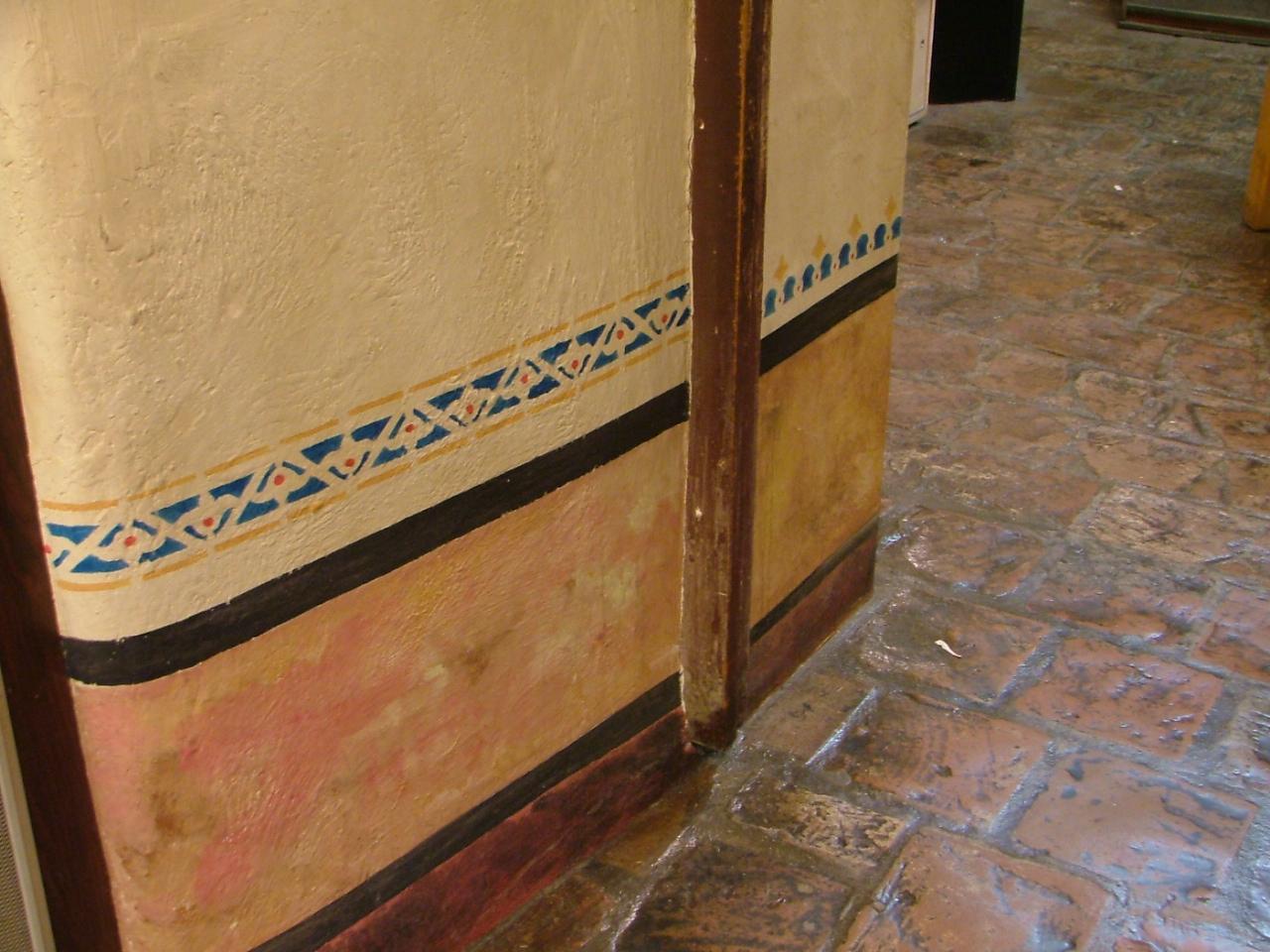 File Interior Walls Santa Barbar Mission Est 12 4 1786