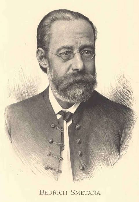 Αποτέλεσμα εικόνας για smetana bedrich