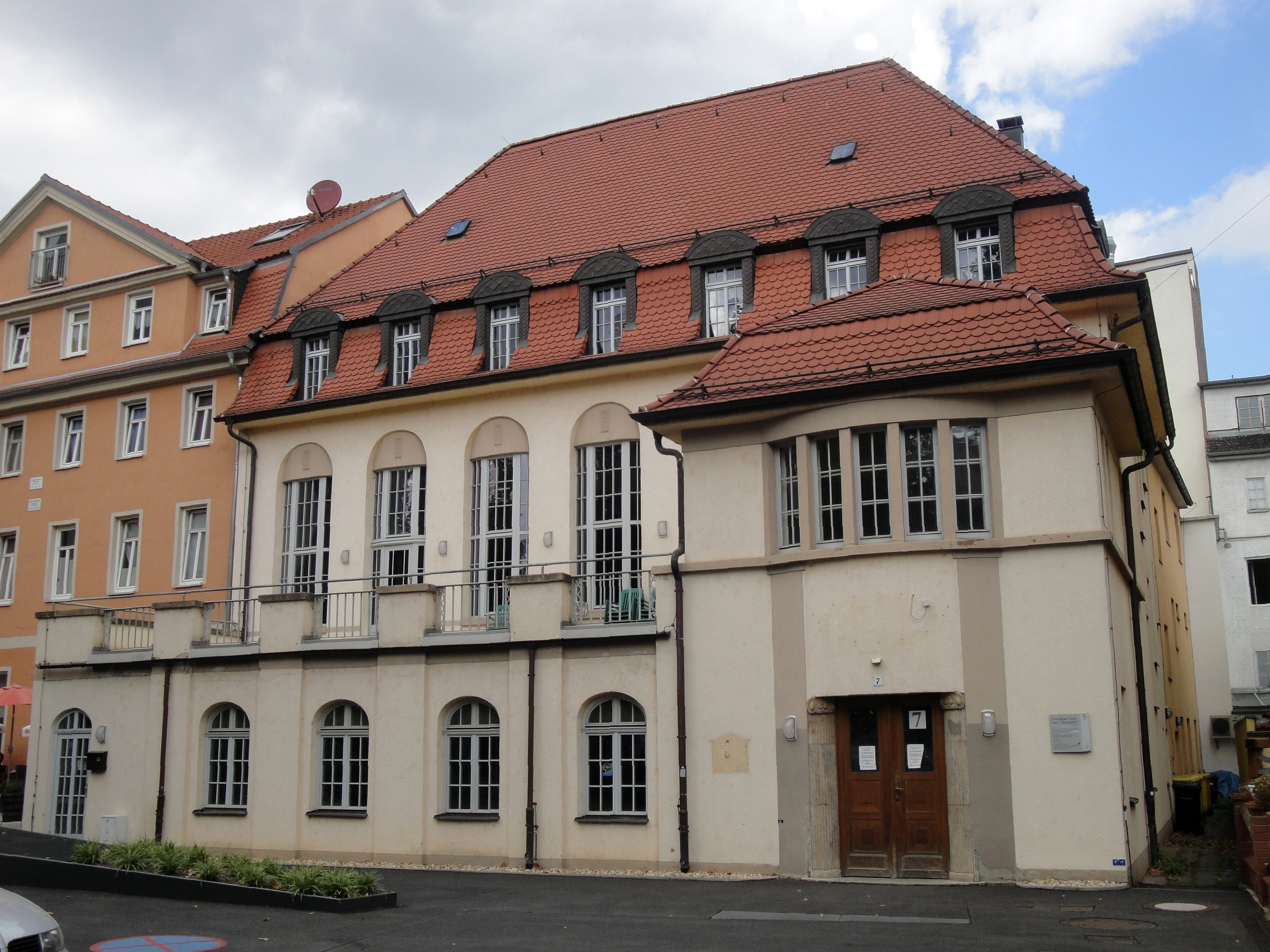 File Jena Ricarda Huch Haus Jpg Wikimedia Commons