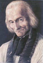John Vianney 19th-century French Catholic priest and saint
