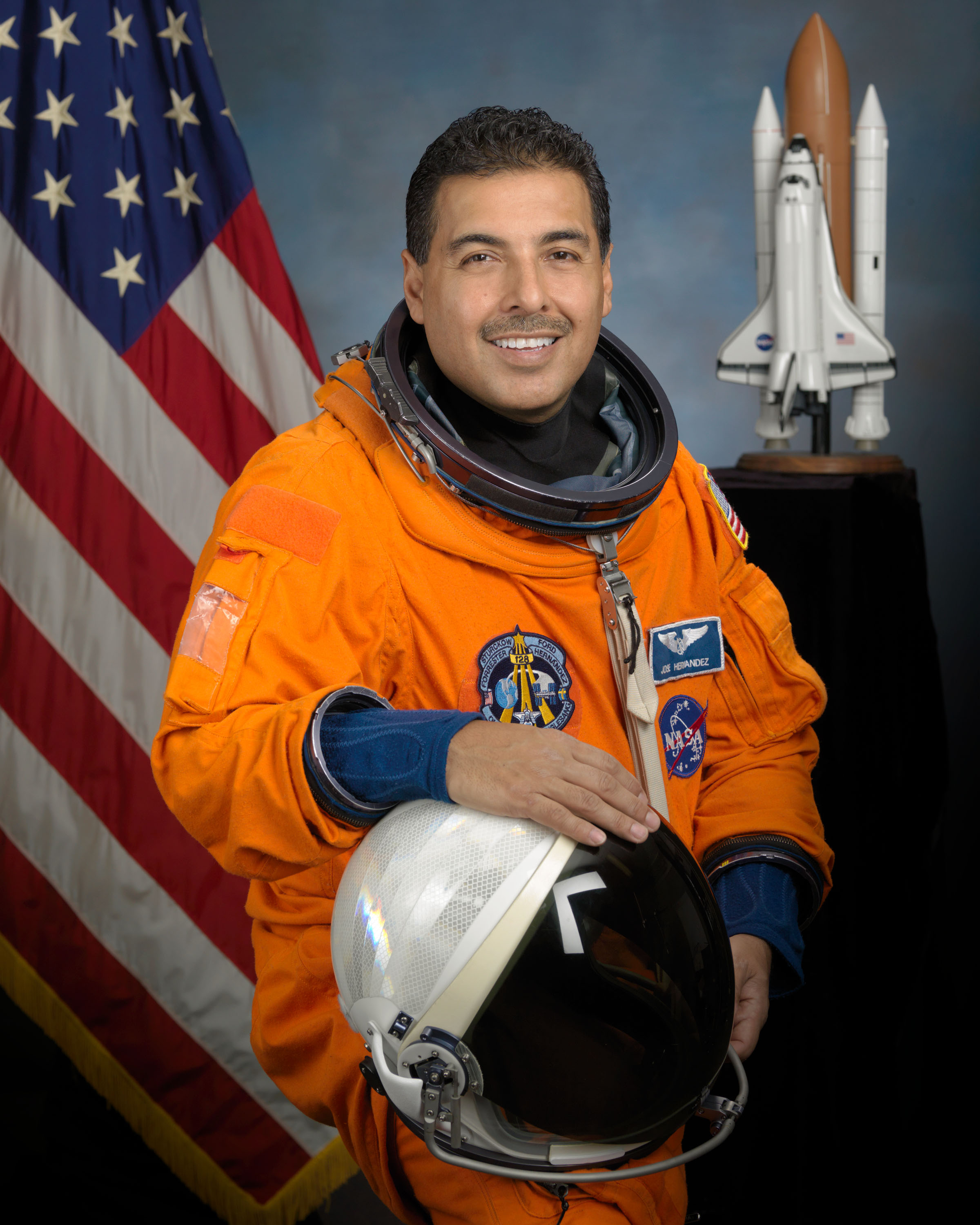 Image result for Dr. Jose Hernandez astronaut