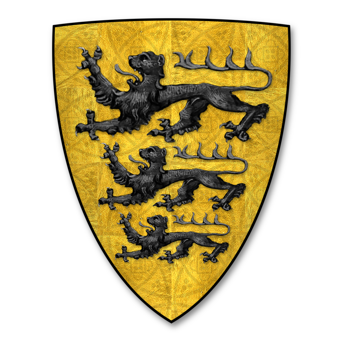 Arms of Norman-Welsh Carew