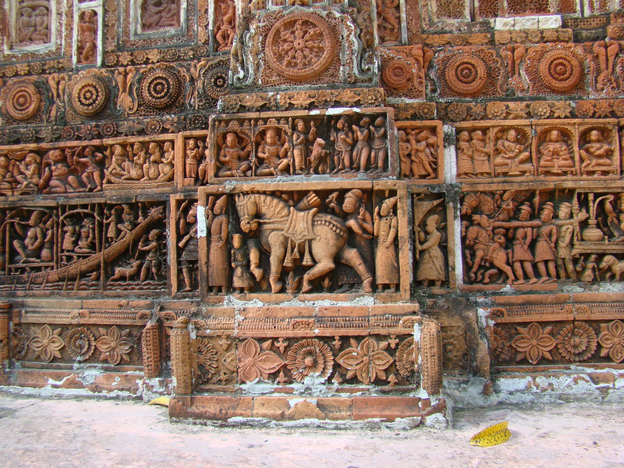 old hindu temples outside photo essay ramani s blog kantaji kantanagar temple dinajpur photo shahnoor habib munmun