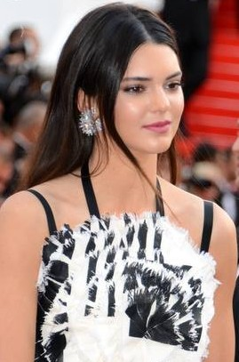 Kendall Jenner Cannes 2014 (cropped)