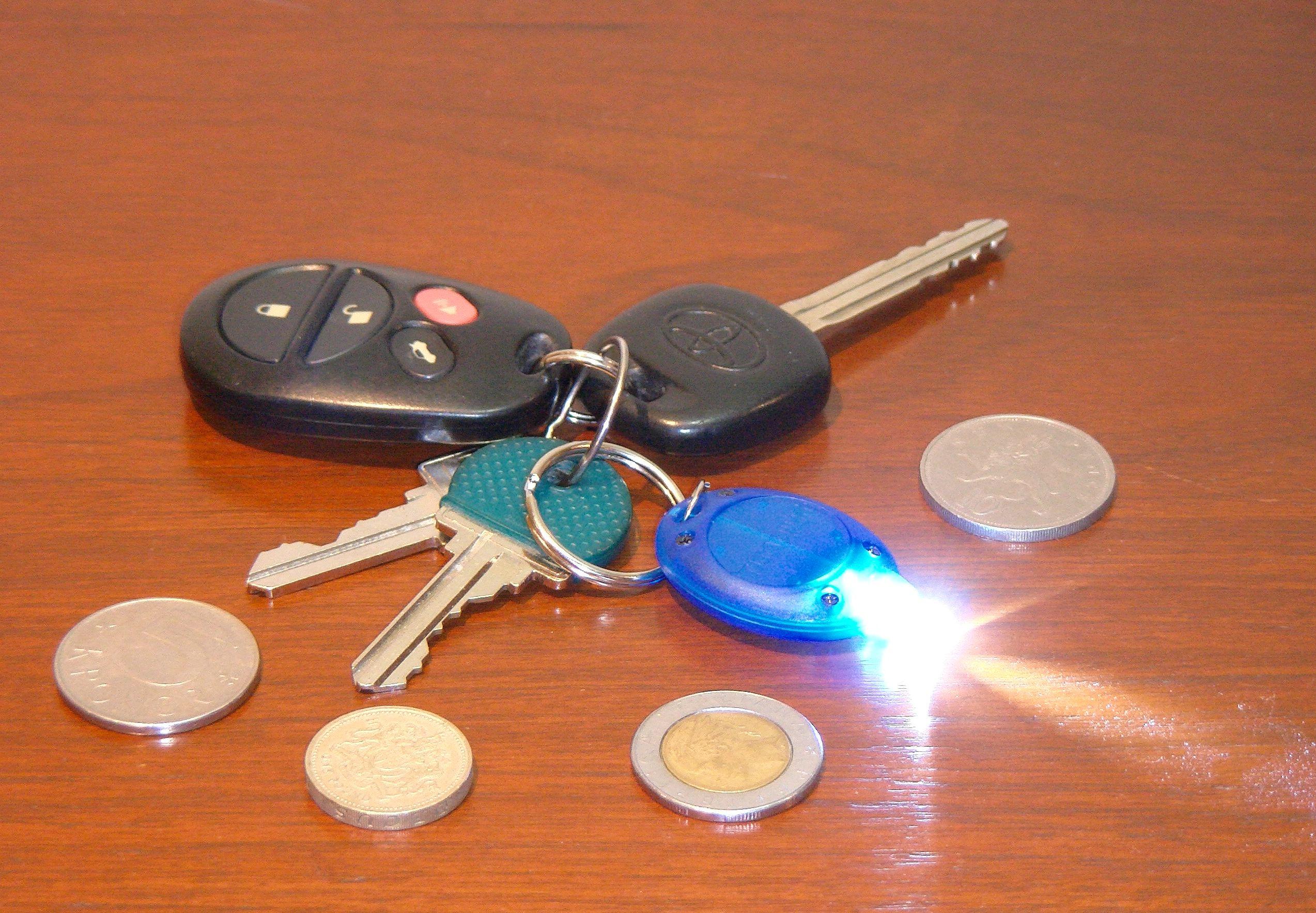 Mini Key Ring Amazon