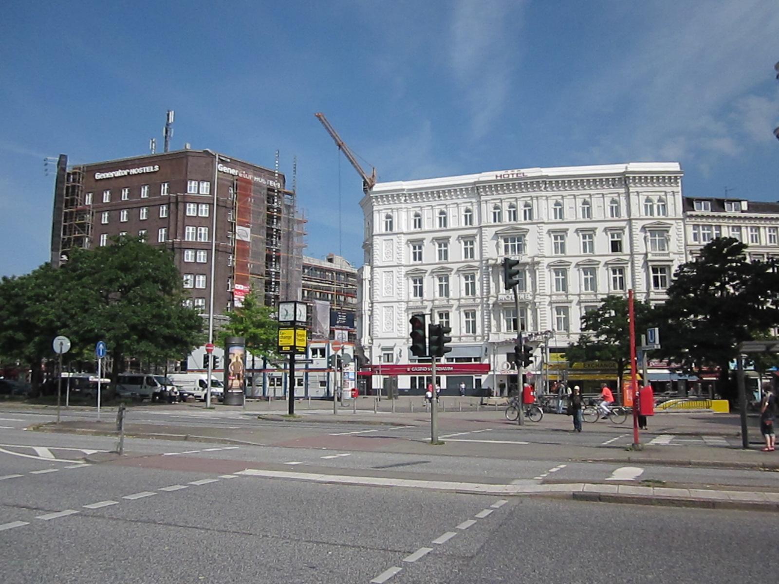 St Hotel Hamburg
