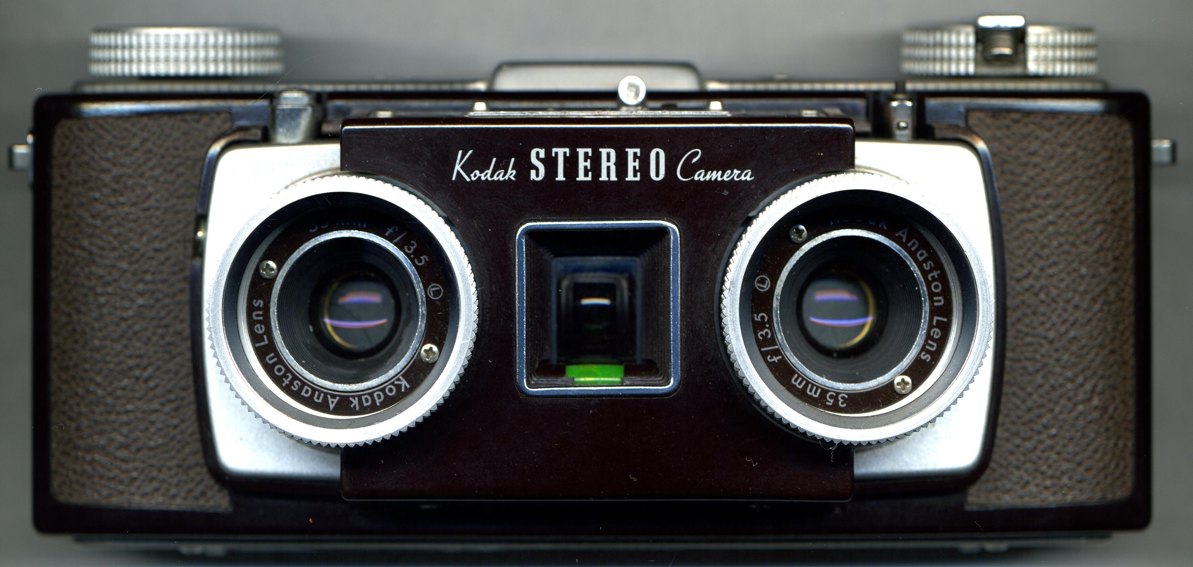 Kodak Stereo Camera Wikipedia