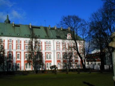 Wielki porządek - Kolegium jezuickie w Poznaniu