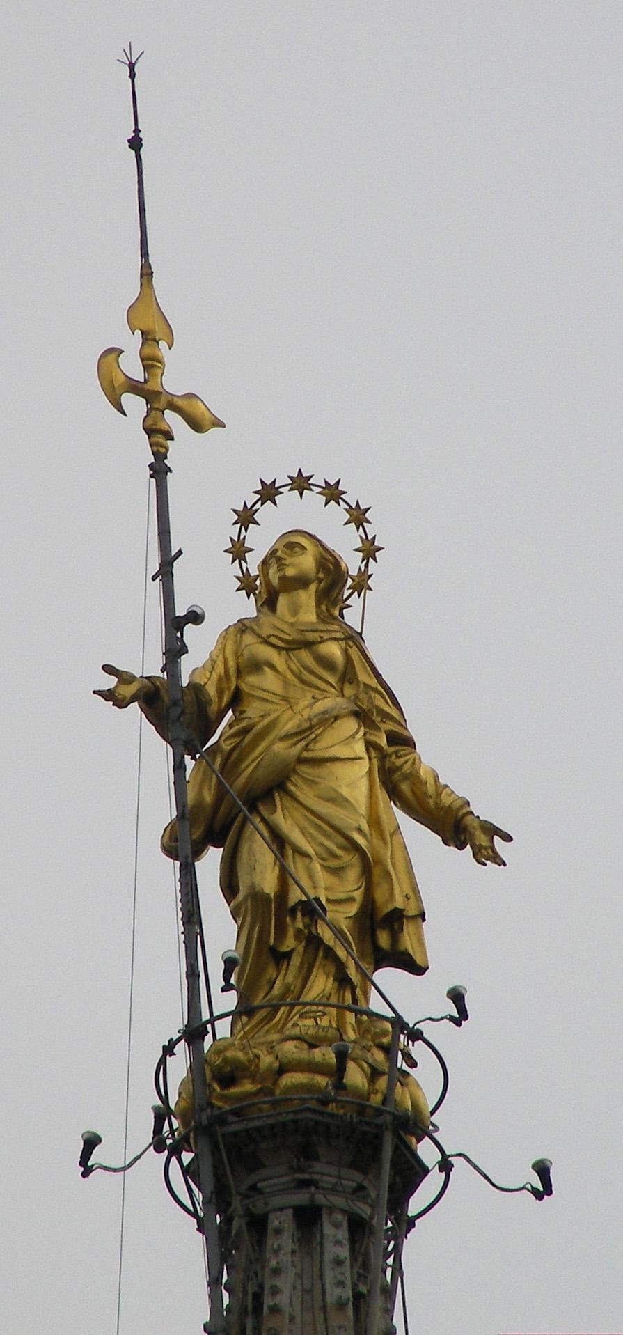 Madonnina wikizionario for Bar madonnina milano