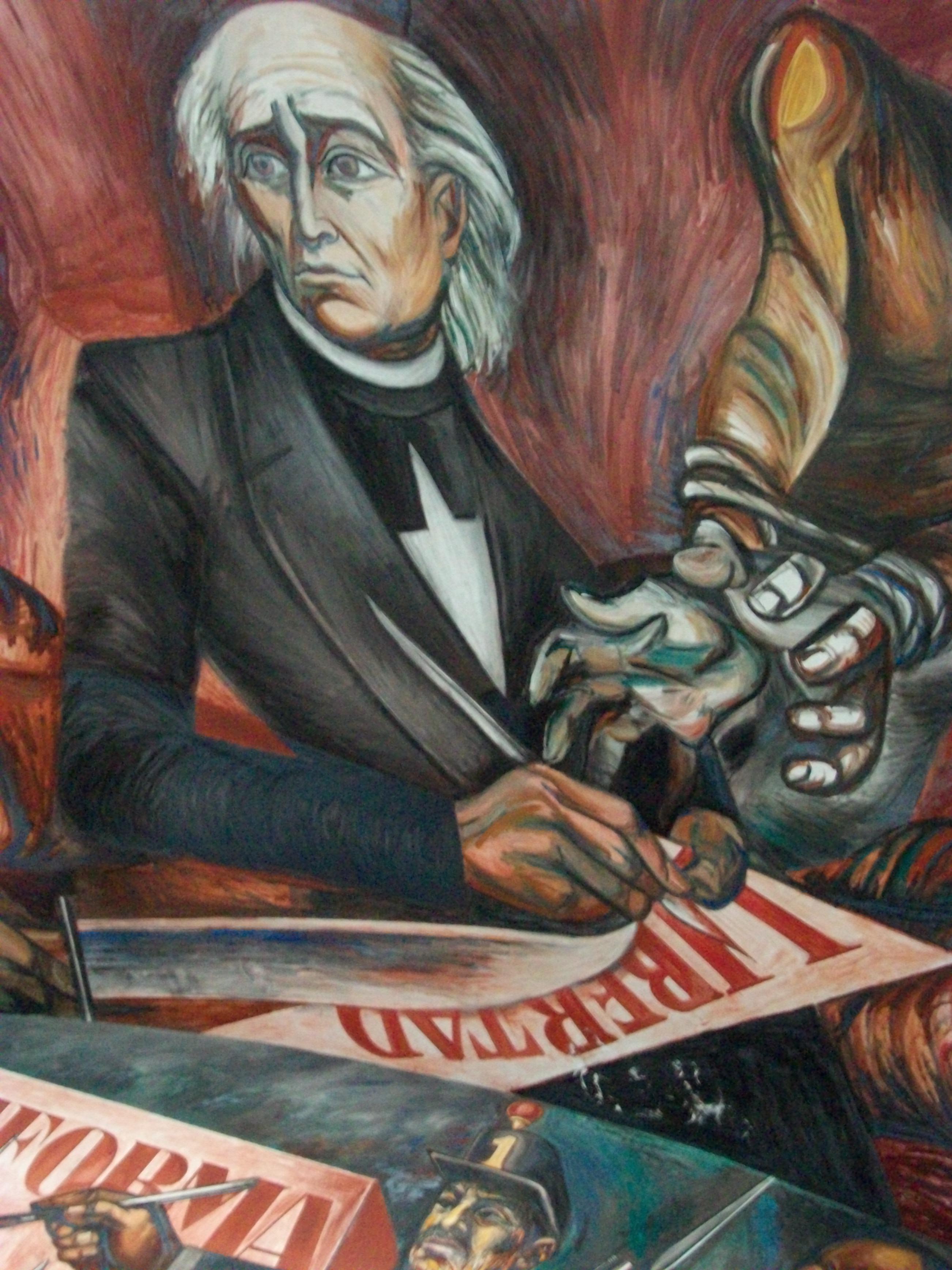 La gran legislaci n revolucionaria mexicana y la for El mural guadalajara