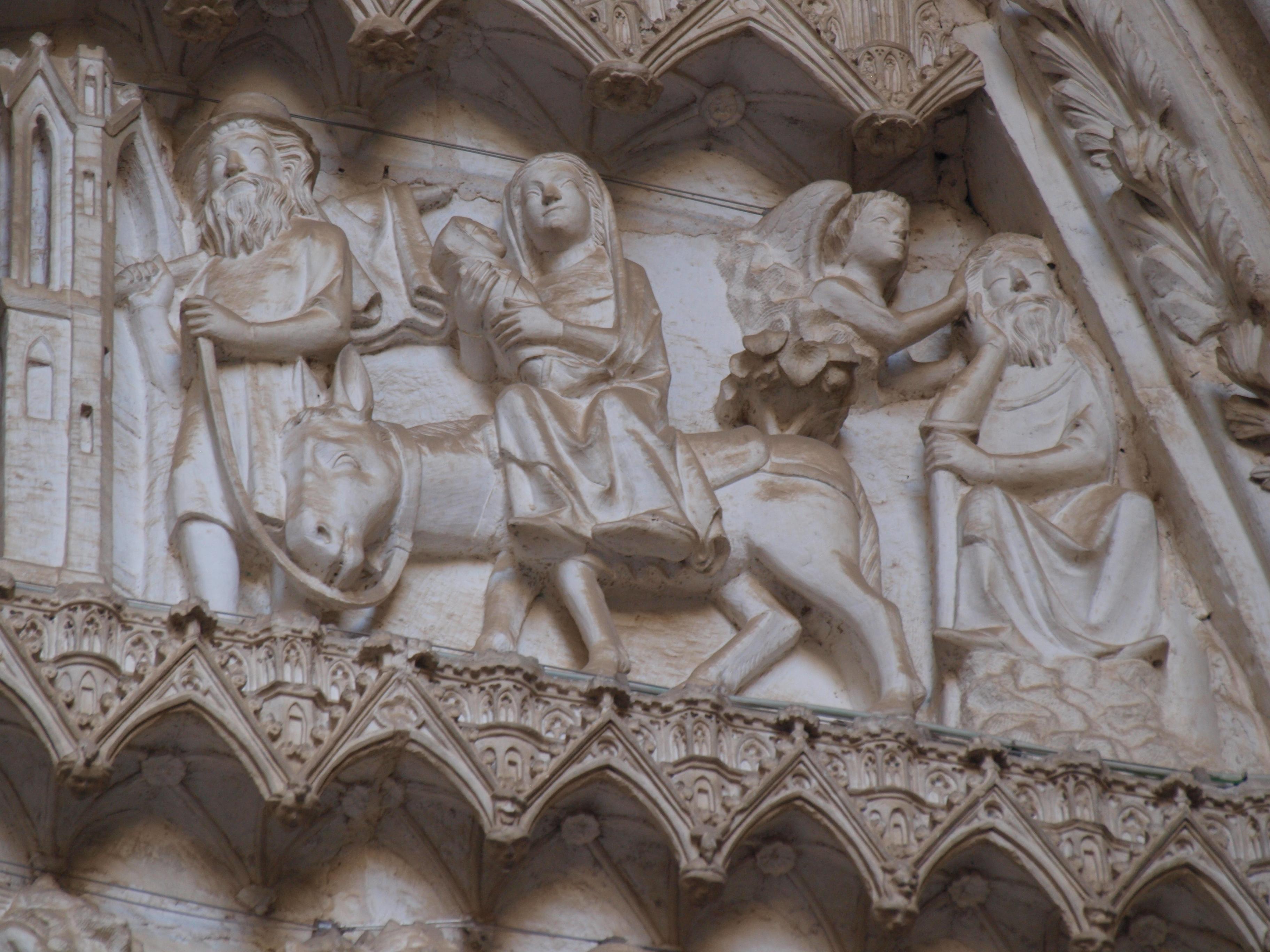 Descripción La huida a Egipto y el sueño de José.jpg