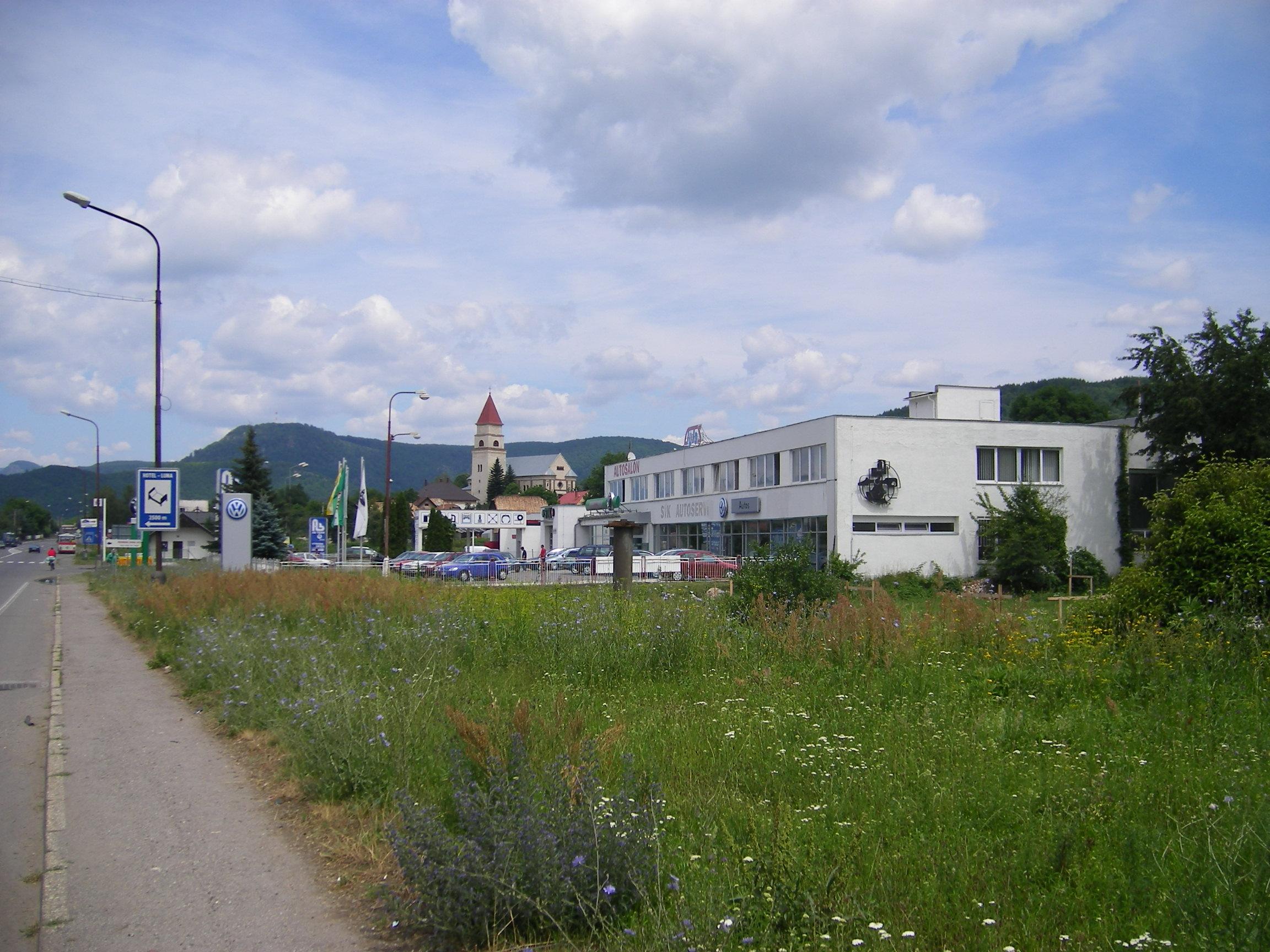 Ladomerská Vieska
