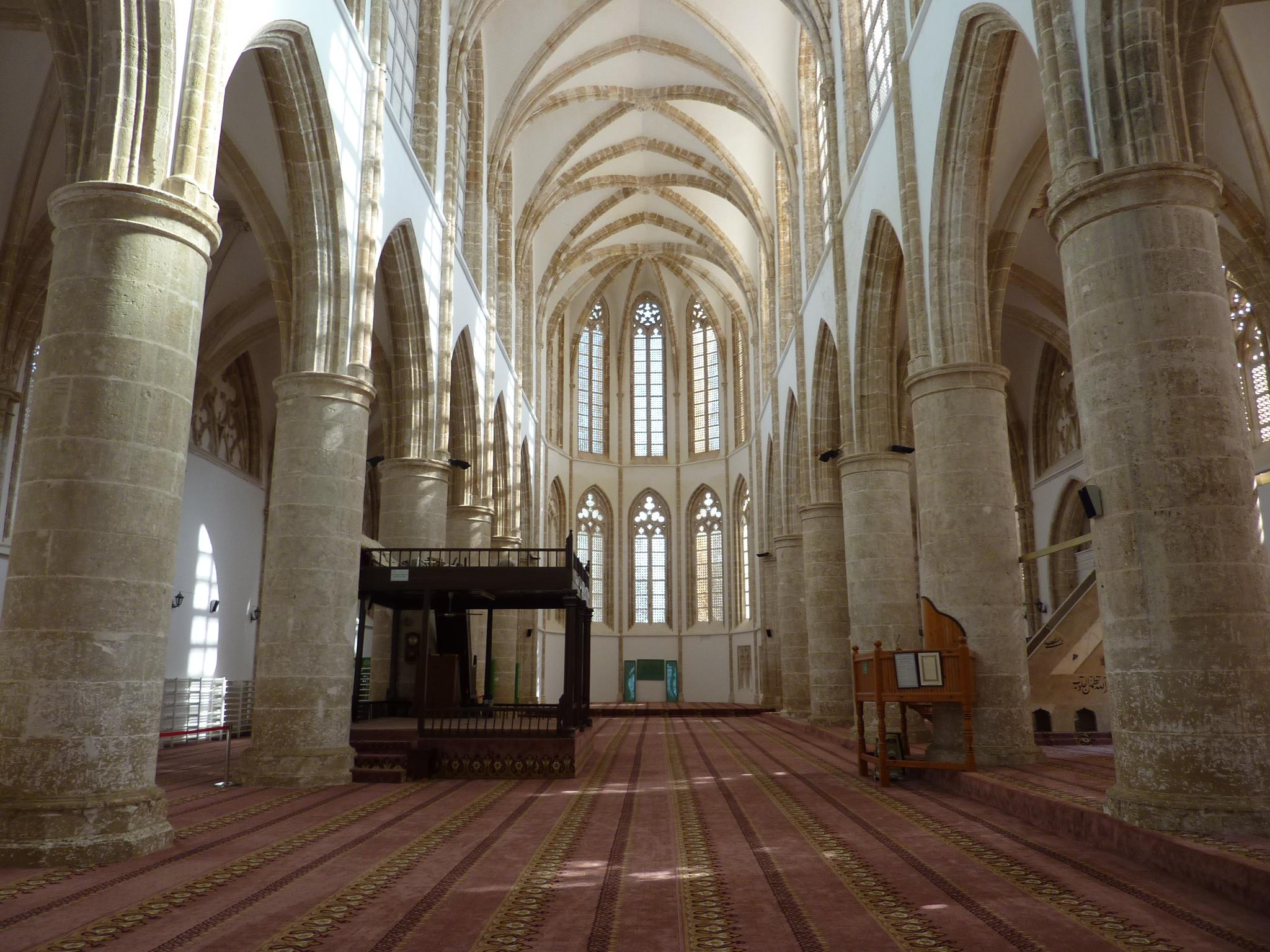 File Lala Mustafa Pasha Mosque Saint Nicholas Cathedral