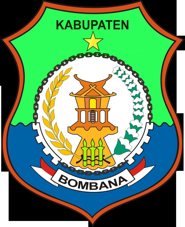 Berkas Lambang Kabupaten Bombana Png Wikipedia Bahasa Indonesia Ensiklopedia Bebas