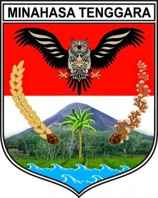 Berkas Lambang Kabupaten Minahasa Tenggara Jpg Wikipedia Bahasa Indonesia Ensiklopedia Bebas