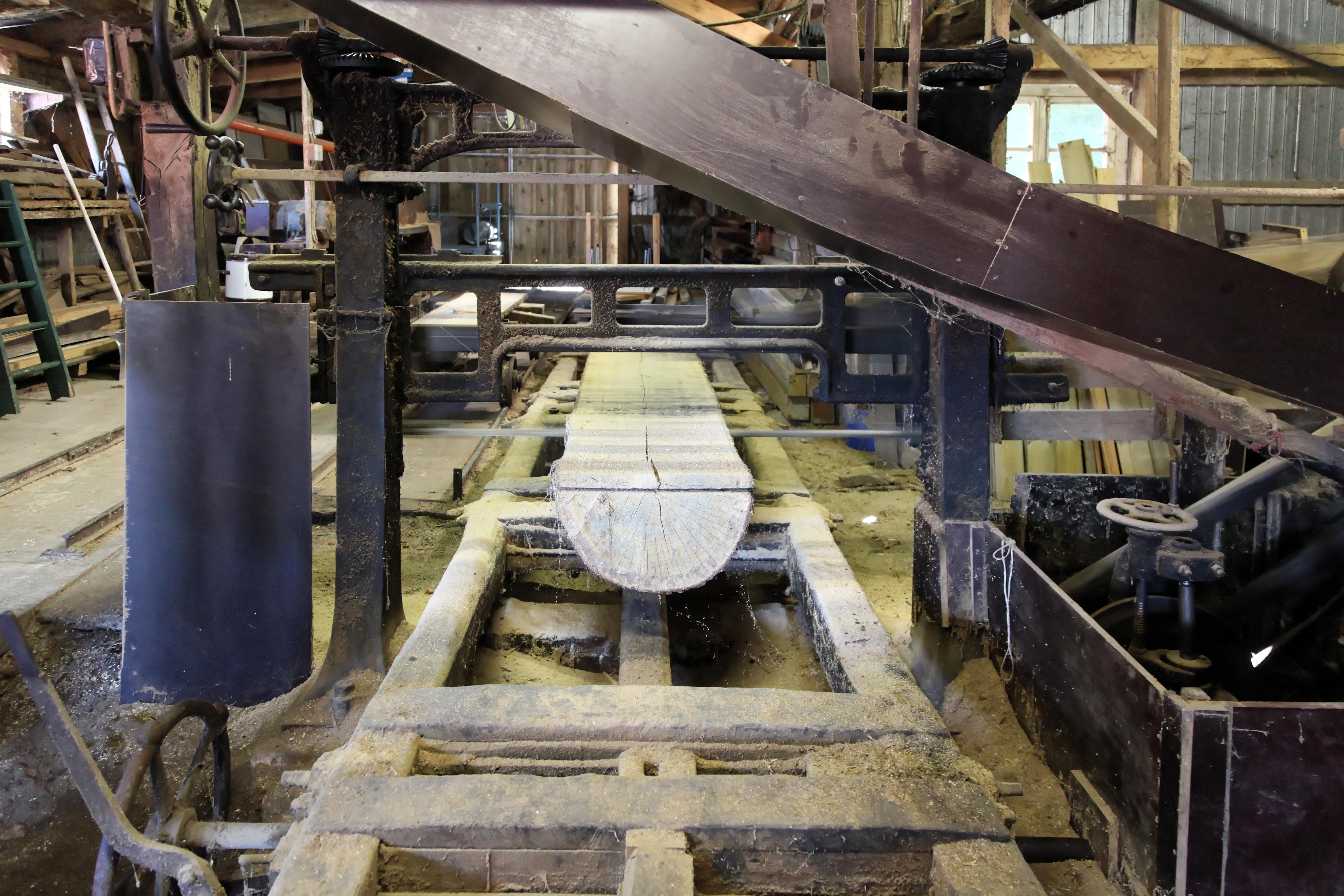 File:Lindern Liener - Auener Straße - Hermelings Mühle - Sägewerk in
