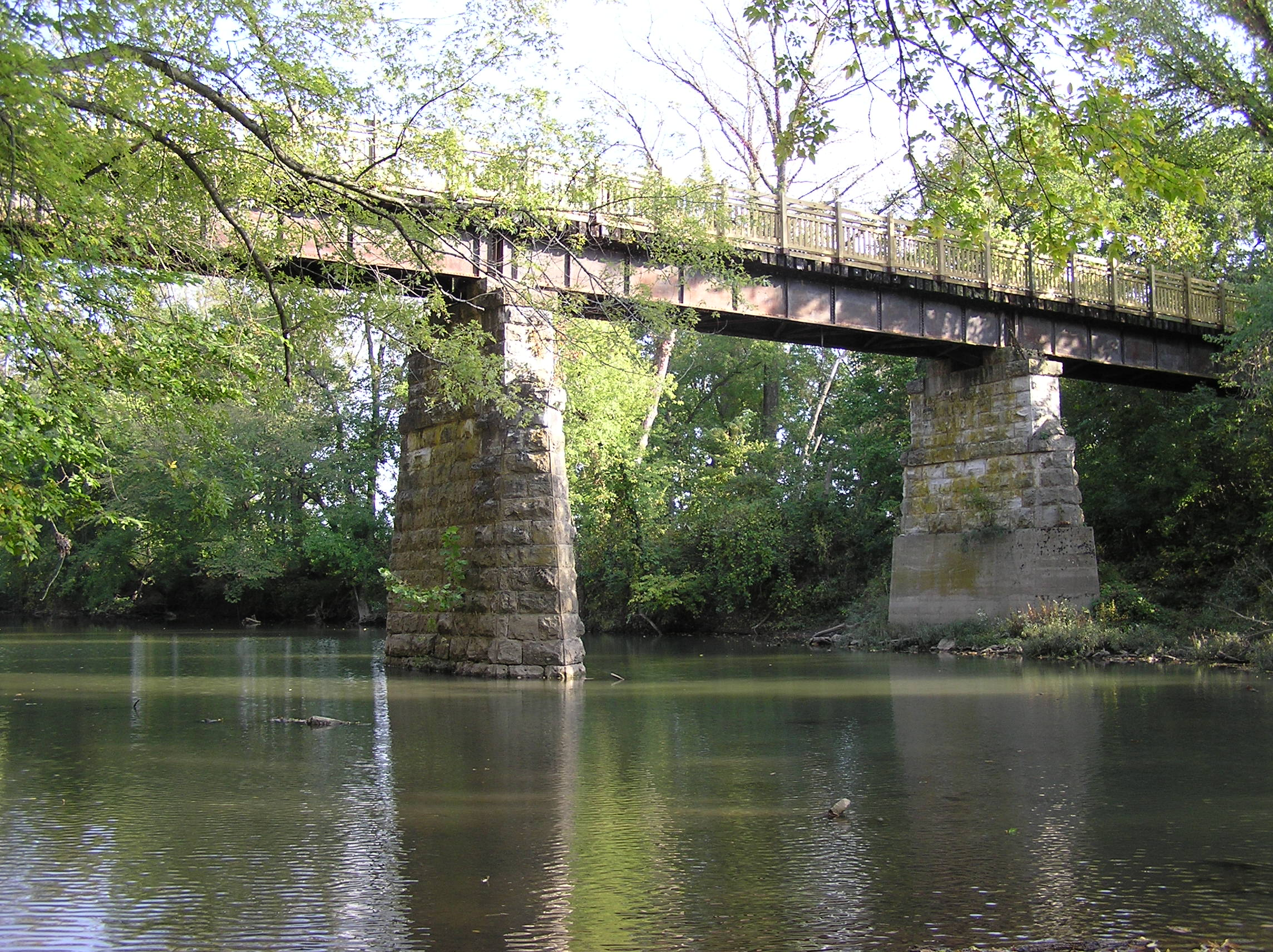 map arkansas with File Little Sac River Bridge Of The Frisco Highline Trail  1 on 7040576745 furthermore 31765819593 in addition File Little Sac River Bridge of the Frisco Highline Trail  1 together with Triton 22 Foot Center Console Boat in addition Shenandoah Acres 6.