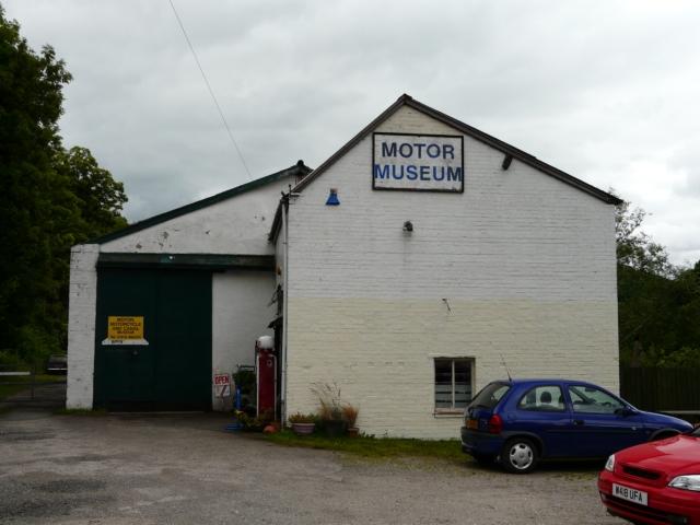 Art Car Museum >> Llangollen Motor Museum - Wikipedia