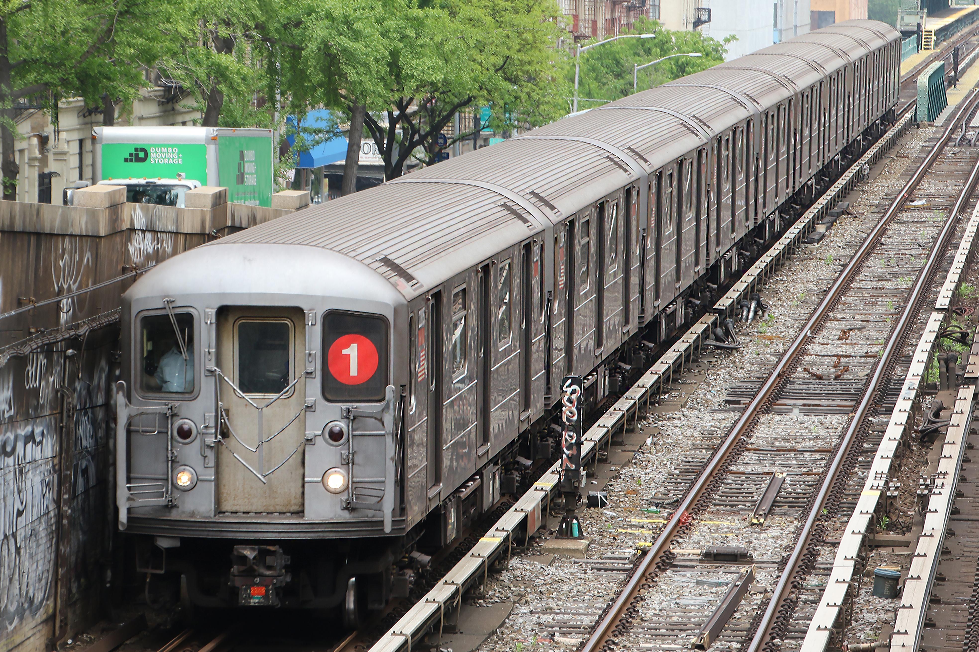 1 Subway Map.1 New York City Subway Service Wikipedia