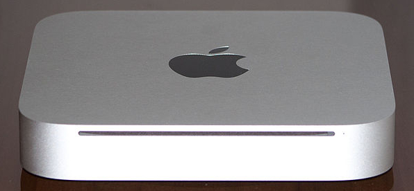 does mac mini have a cd burner
