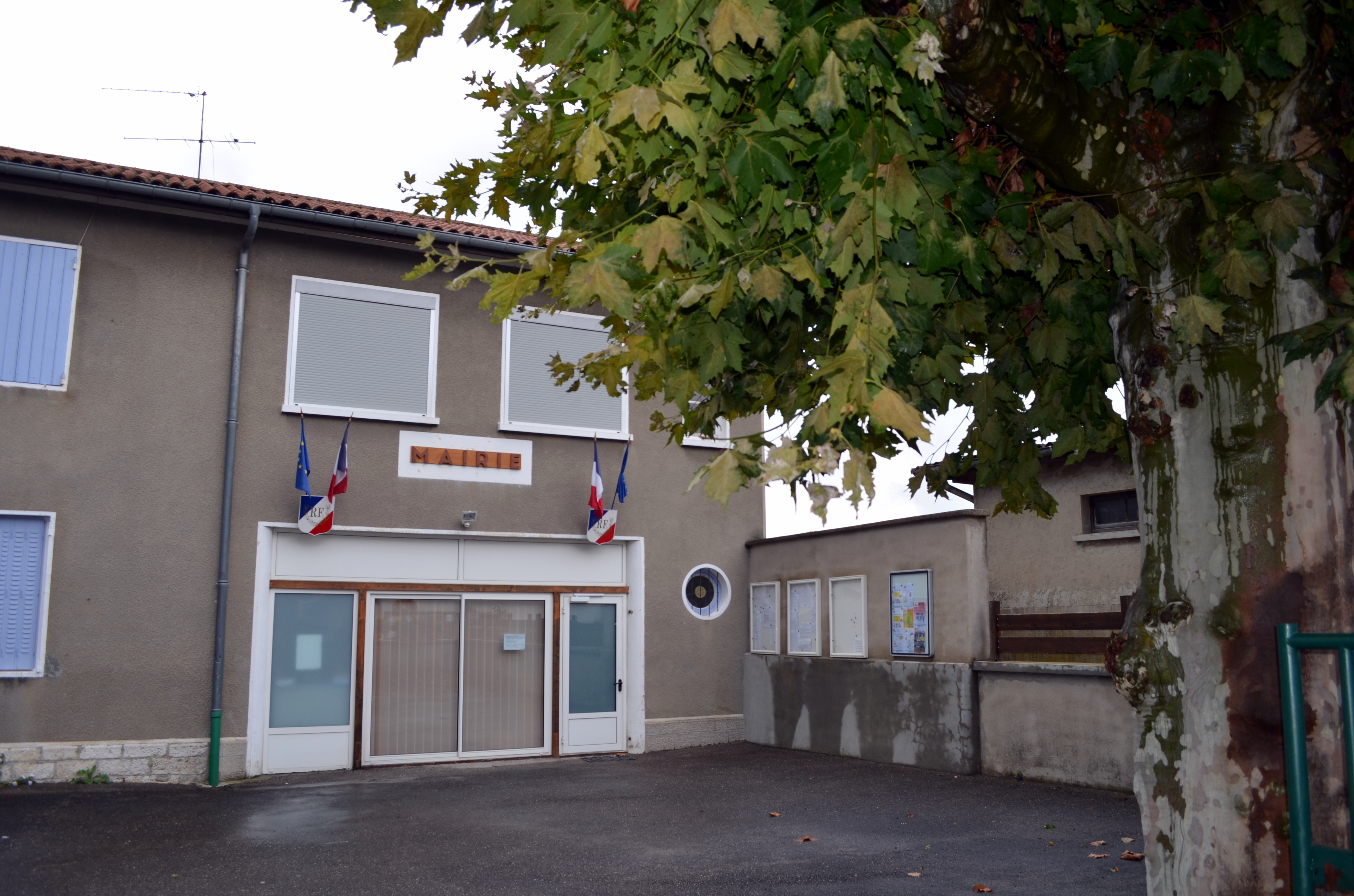 Châtenay, Ain