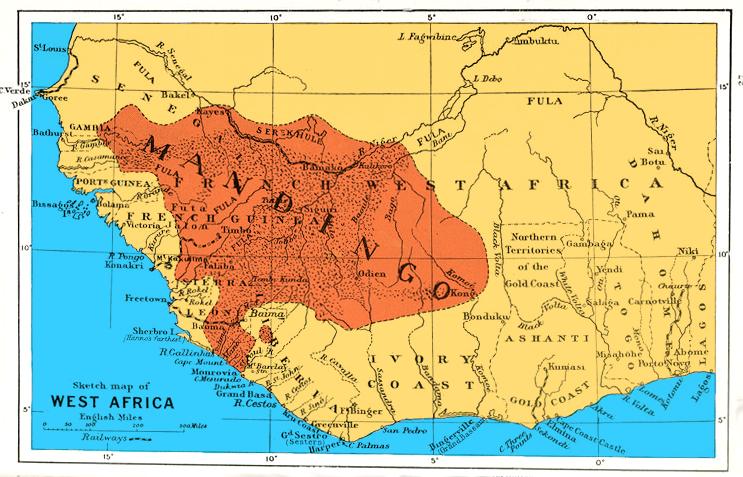 Mandinka people - Wikiwand
