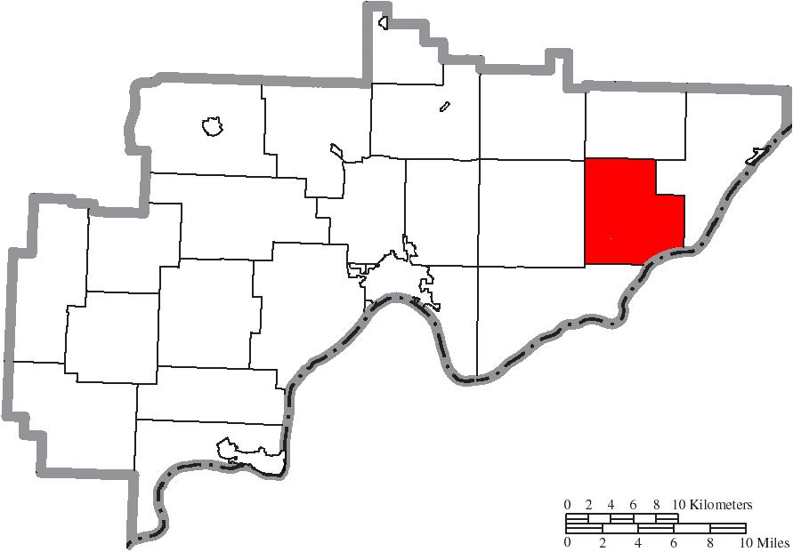 File Map Of Washington County Ohio Highlighting Independence