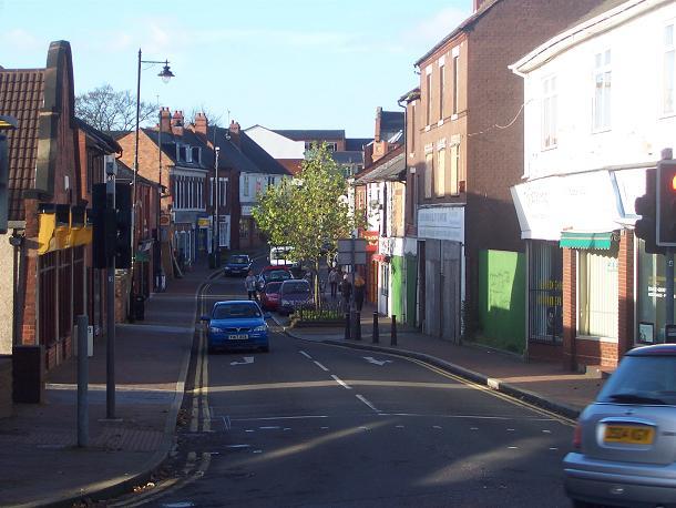 Hednesford, Staffordshire