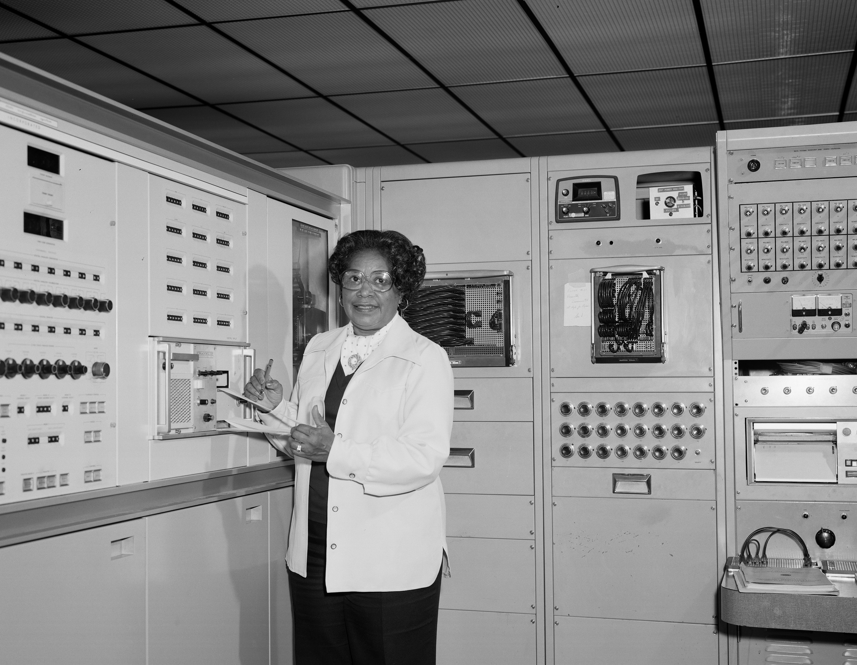Image result for MARY JACKSON nasa