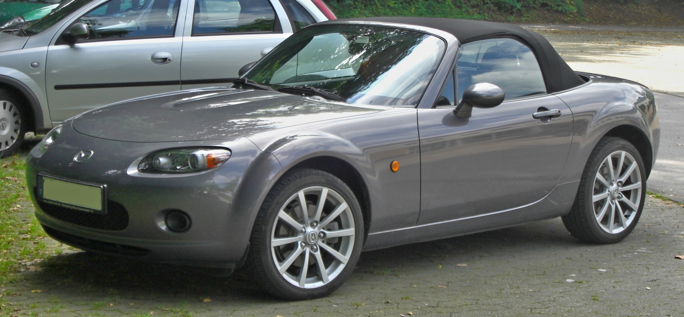 Mazda Mx  Grand Touring Convertible