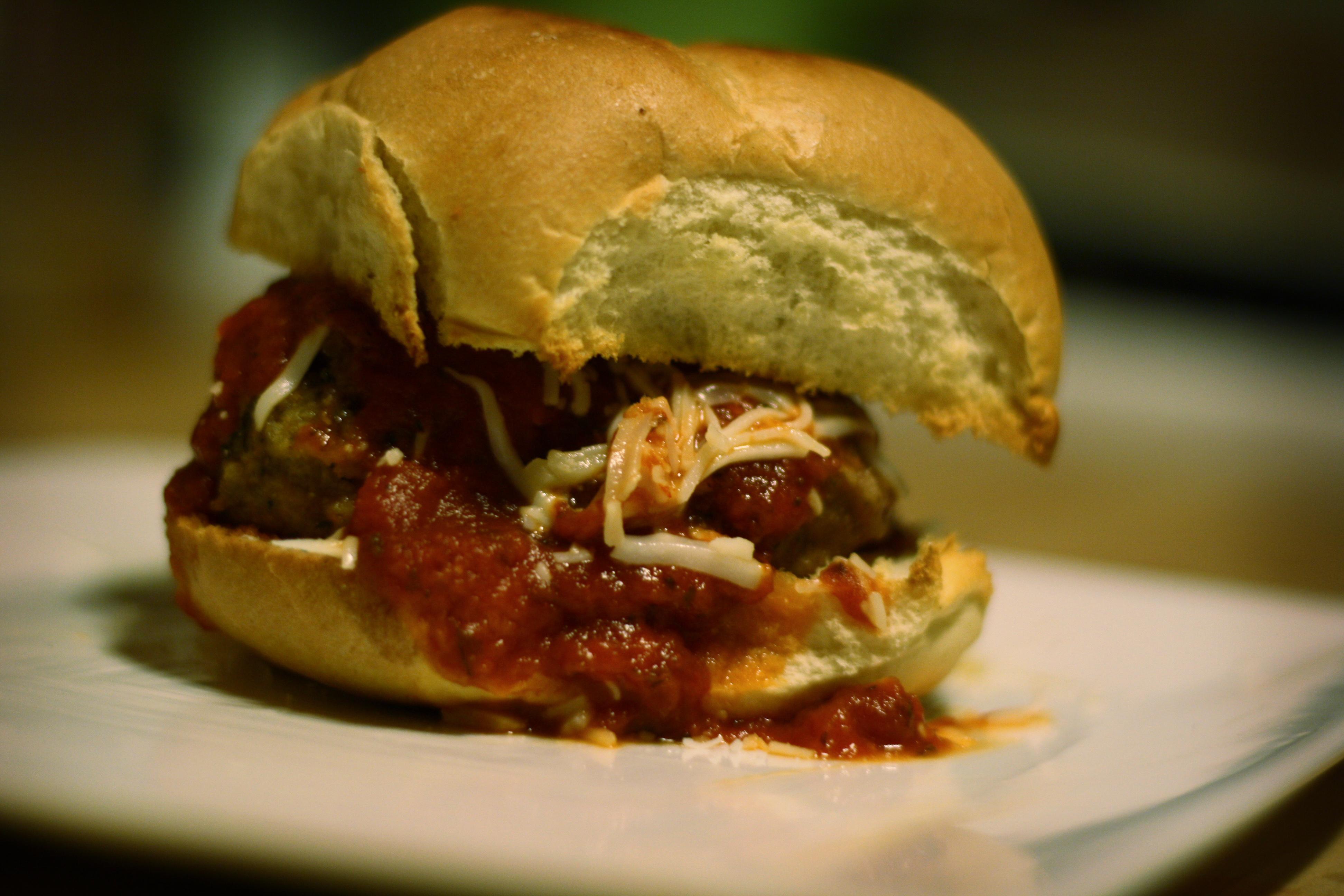 Meatball Sandwich Recipe — Dishmaps