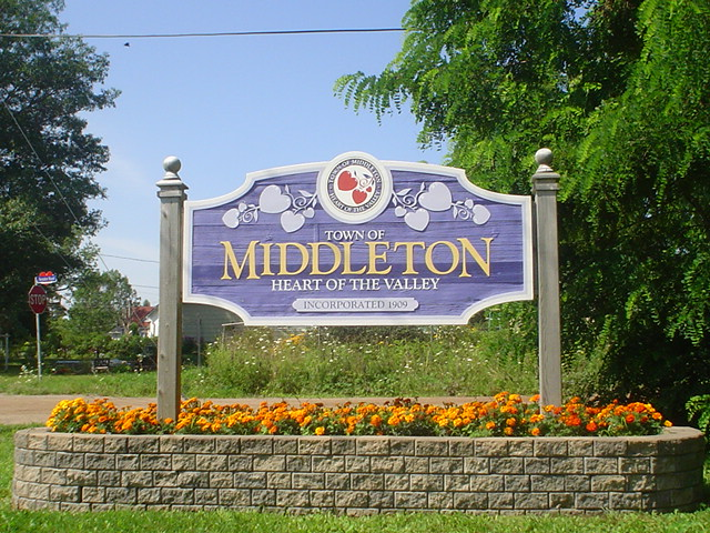 City Of Middleton Recycling Center
