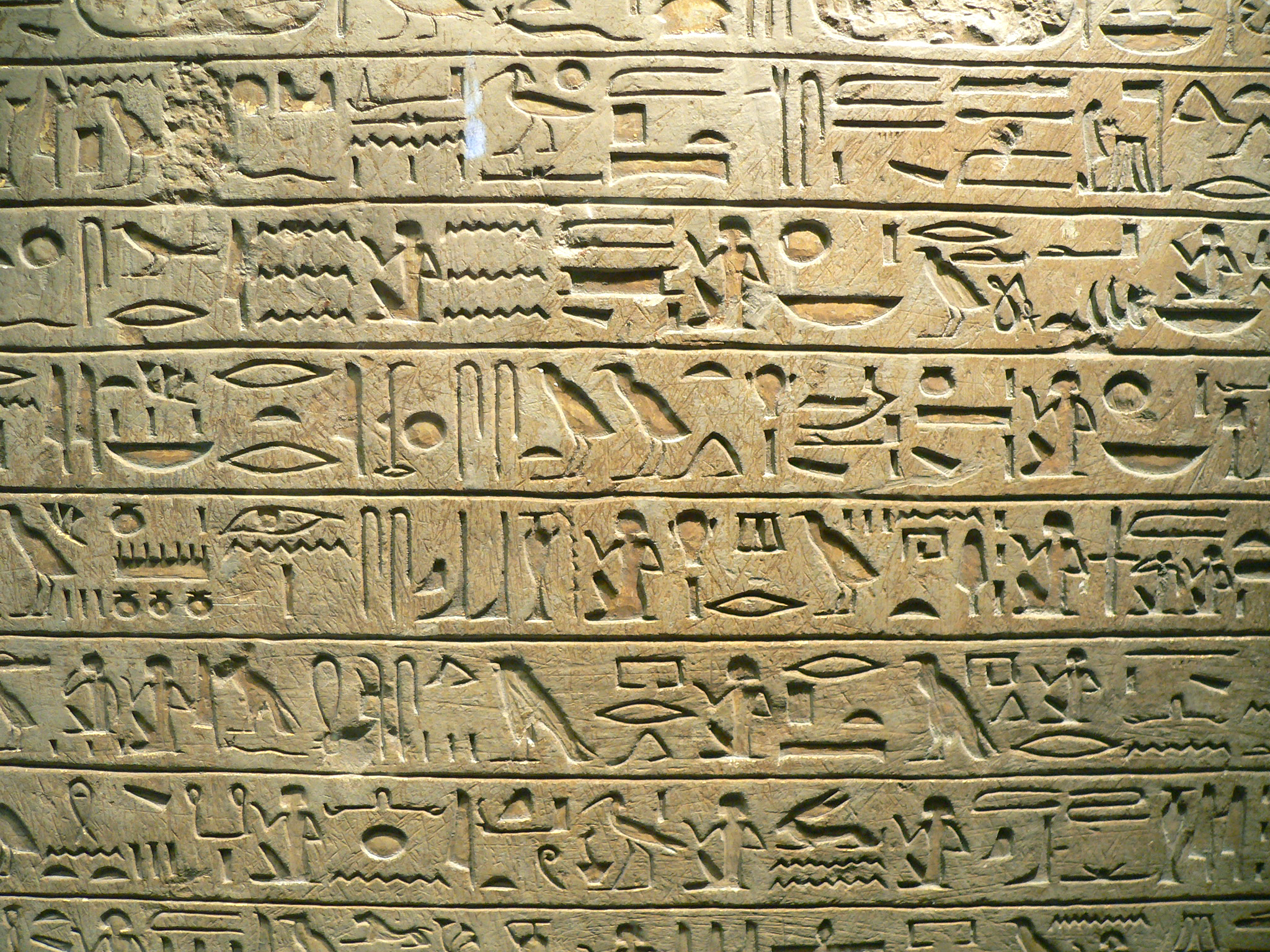 Ancient forms of writing