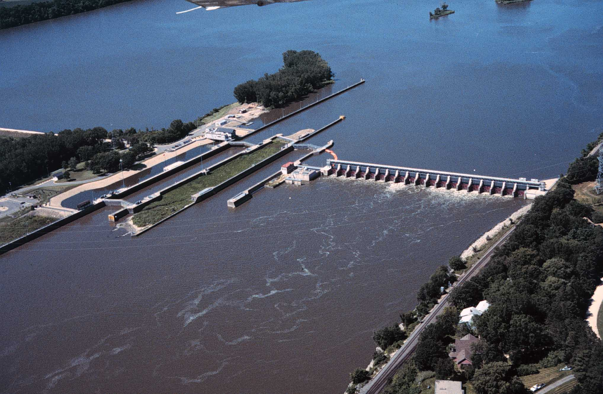 Lock and Dam No 2  Wikiwand