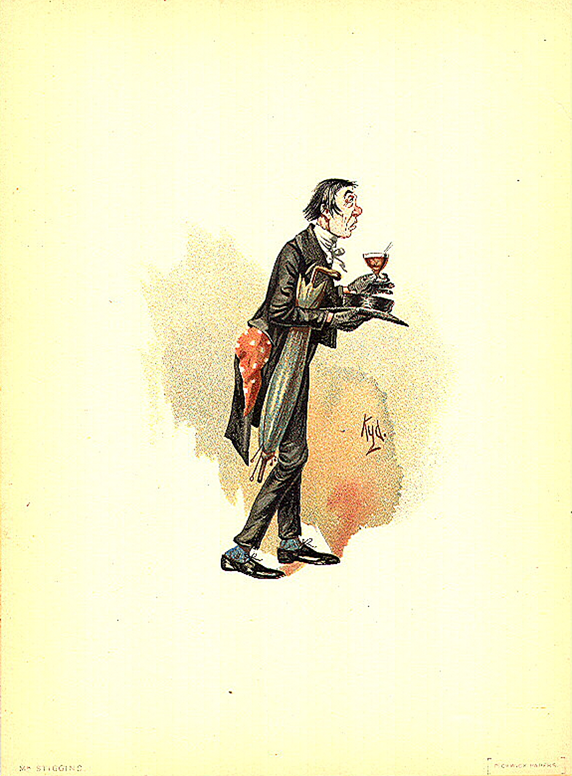 an analysis of the characterization in the pickwick papers by charles dickens The posthumous papers of the pickwick club, better known as the pickwick papers, is the first novel by charles dickens written for publication as a serial, the pickwick papers consists of a.