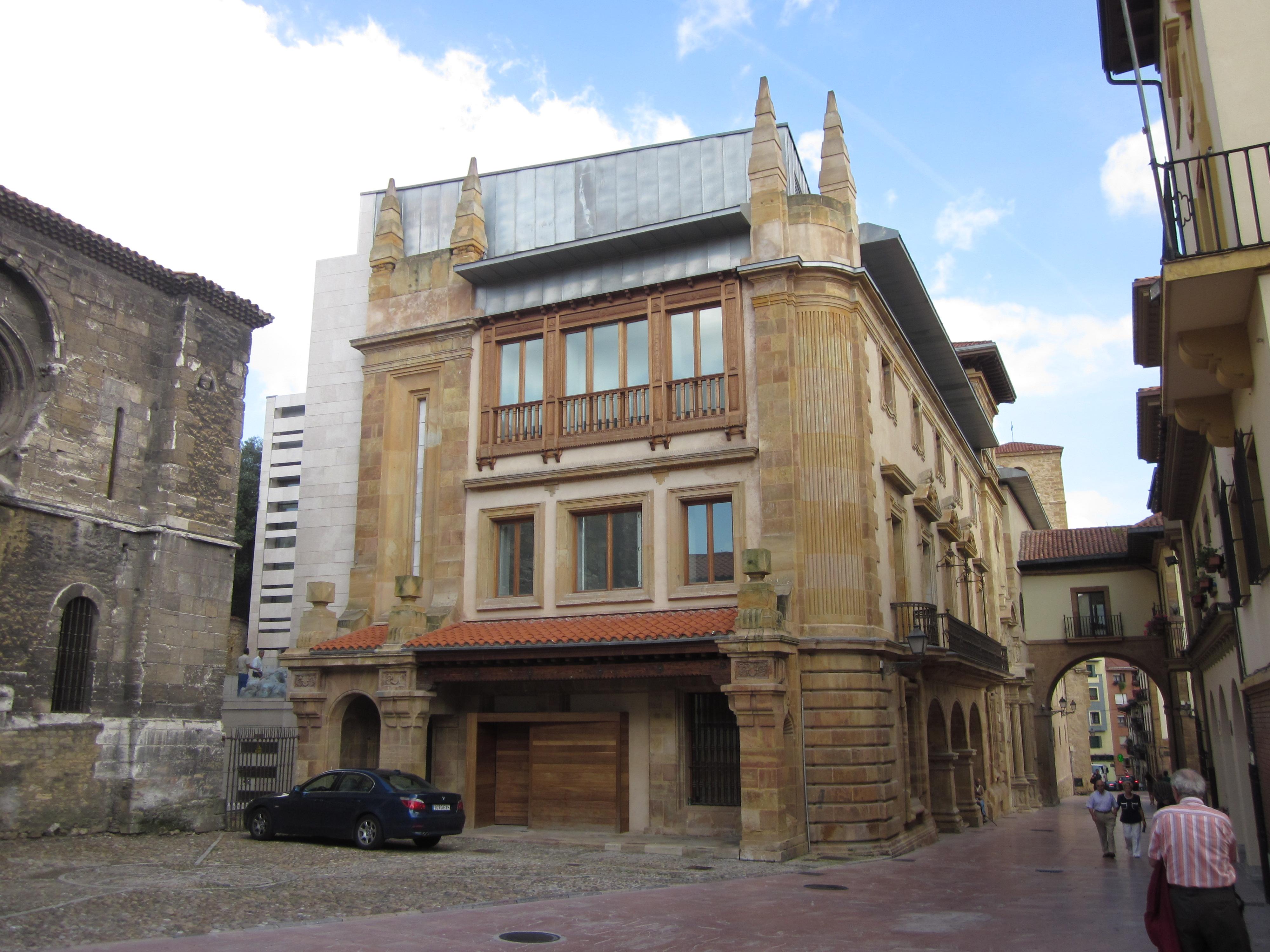 File:Museo Arqueológico de Asturias. Oviedo.jpg - Wikimedia Commons