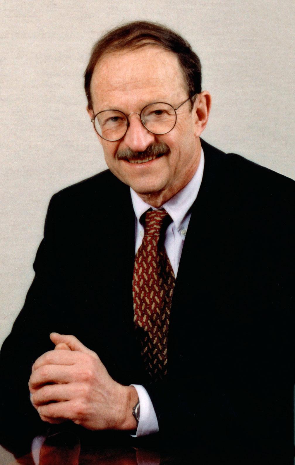 image of Harold E. Varmus