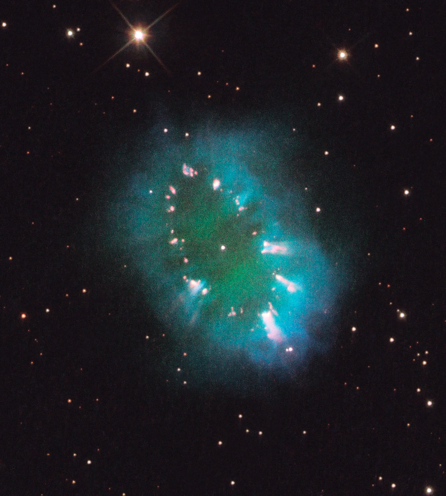 recent discoveries in astronomy - HD1736×1933