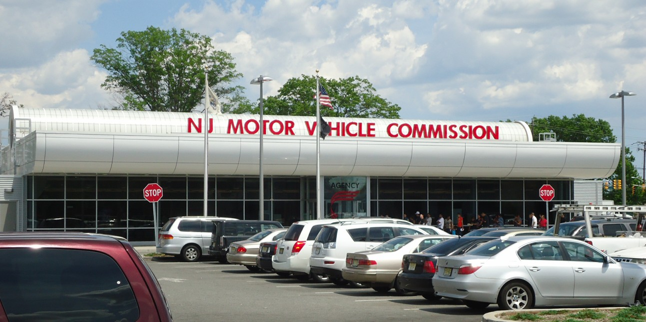 file new jersey motor vehicle commission in