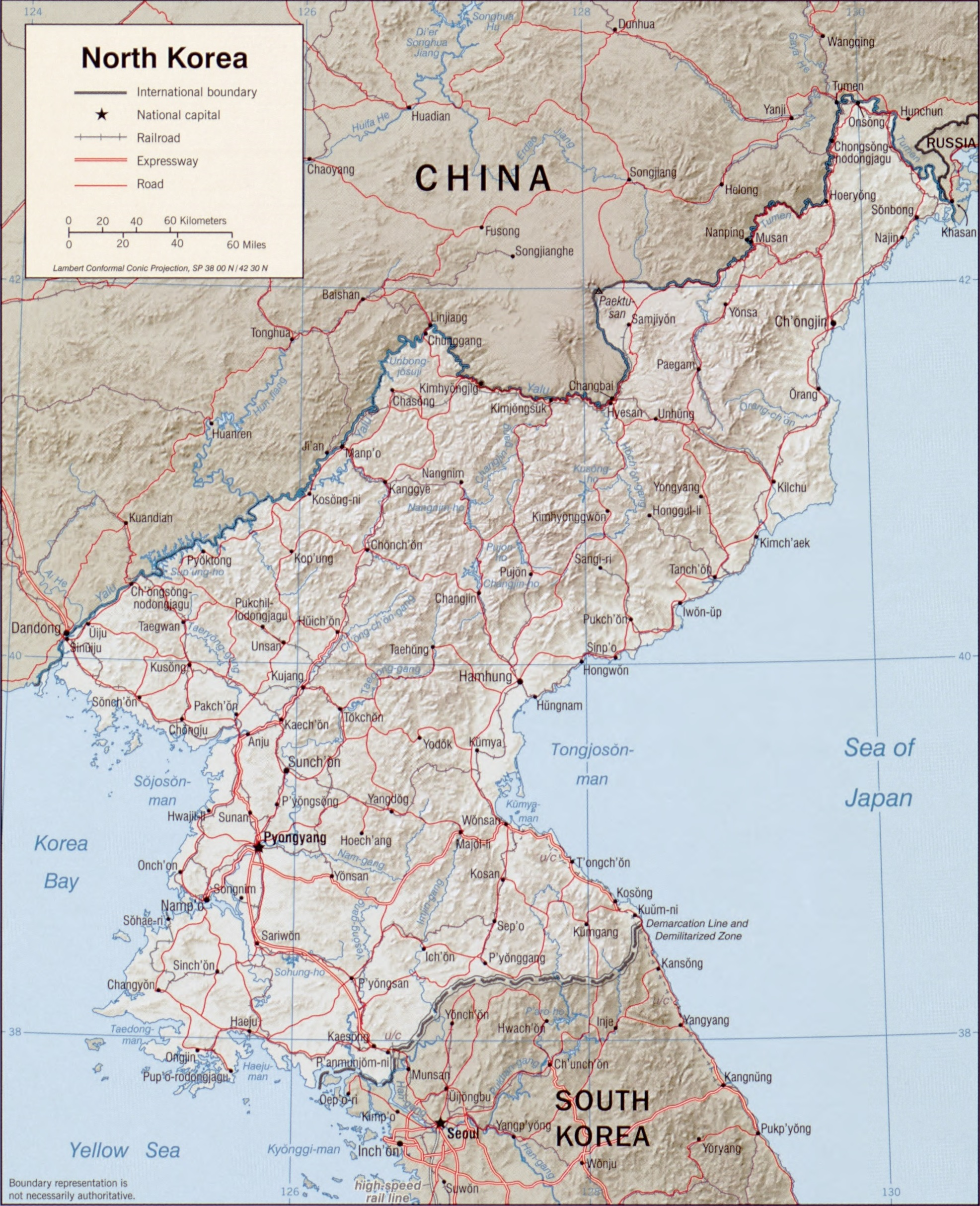 Geographie Nordkoreas Wikipedia