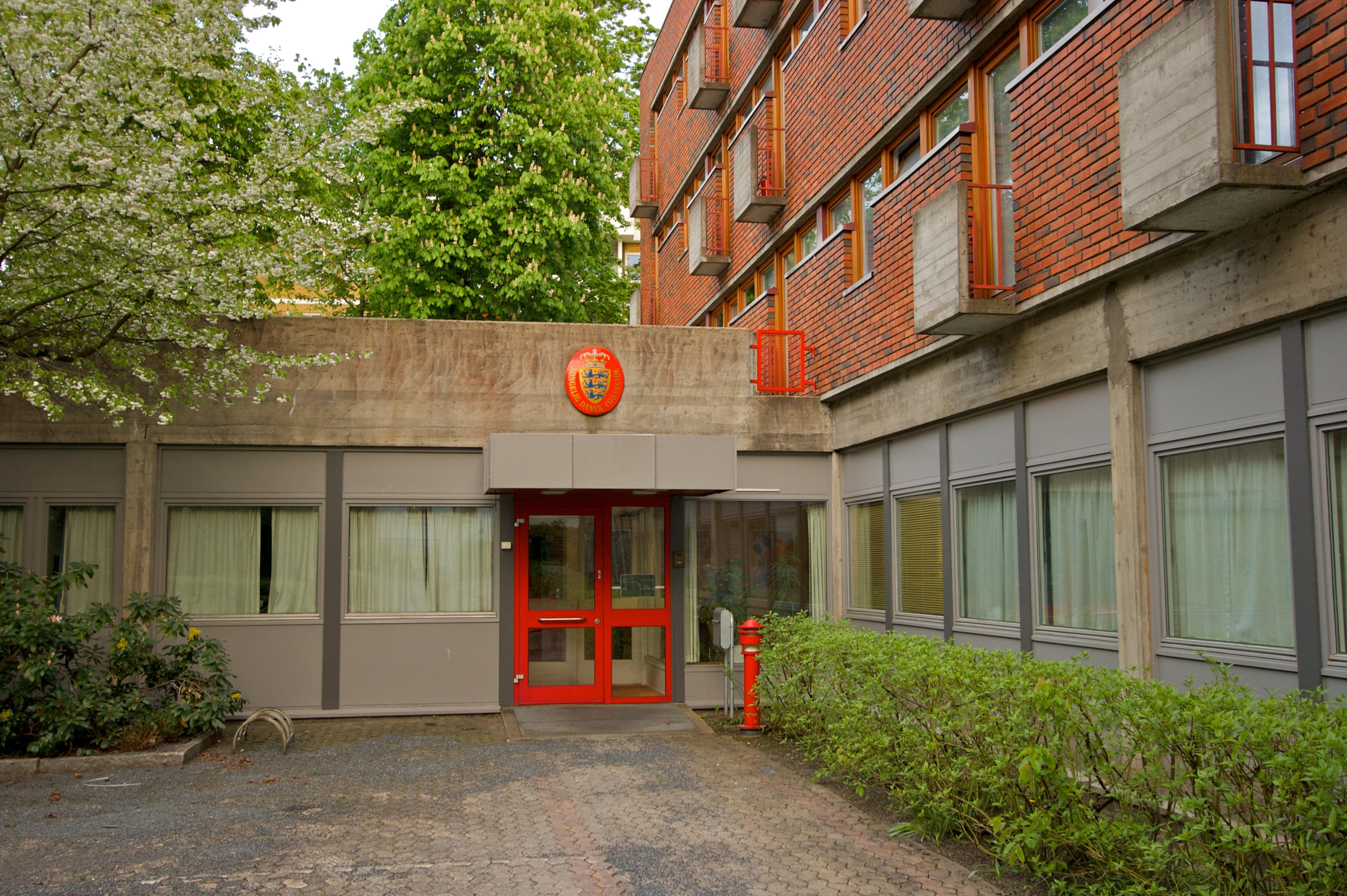 den danske ambassade