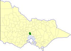 Shire of Romsey Local government area in Victoria, Australia