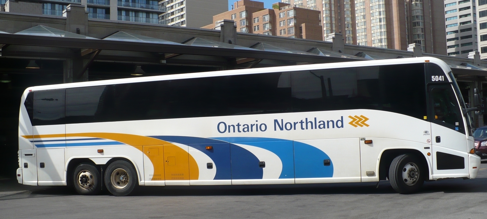 Opinions On Ontario Northland Motor Coach Services