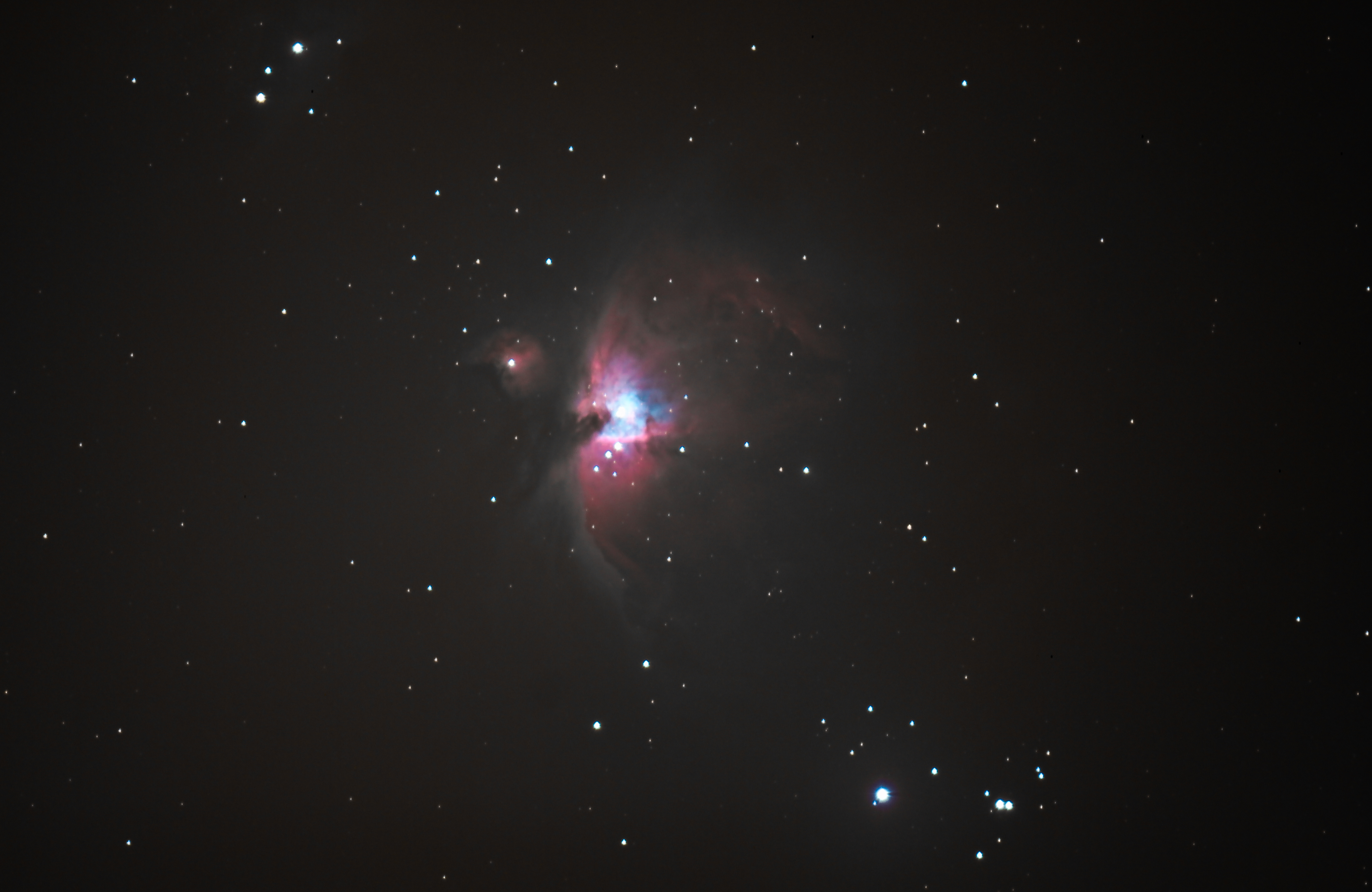 File:Orion Nebula (Color) jpg - Wikimedia Commons