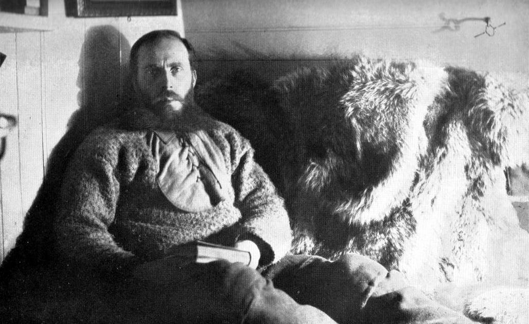 Polarforscher Otto Sverdrup