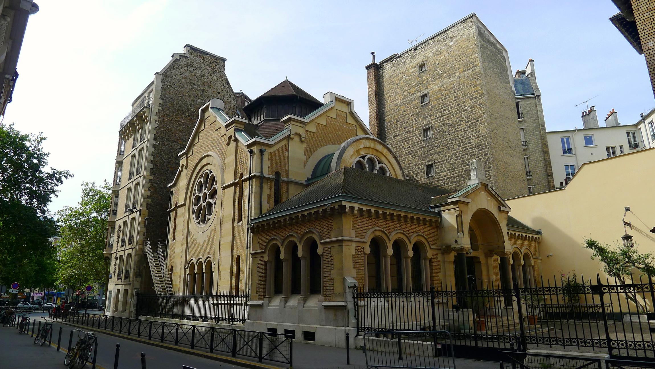 Synagogue Chasseloup-Laubat — Wikipédia